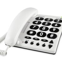 DORO PHONE EASY (BIG BUTTON) WHITE-0