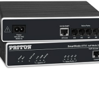 Patton SN4114/JS, 4 Port FXS VoIP Gateway-0