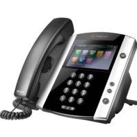 POLYCOM VVX600 MEDIA PNE BT & HD VOICE*-0
