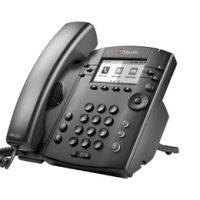 POLYCOM VVX300 PHONE HD VOICE NO PSU *-0