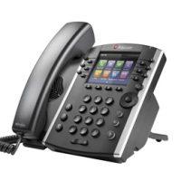 POLYCOM VVX400 PHONE HD VOICE - NO PSU*-0