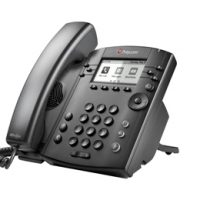 POLYCOM VVX310 PHONE HD VOICE - NO PSU *-0