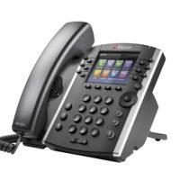 POLYCOM VVX410 PHONE HD VOICE - NO PSU *-0