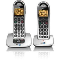 BT 4000 BIG BUTTON DECT TWIN-0