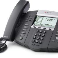POLYCOM IP670 HD VOICE IP PHONE NO PSU-0