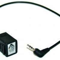 TUK 2.5mm to RJ9 Convertor Lead-0