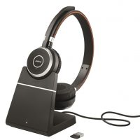 Jabra Evolve 65 Stereo with Stand