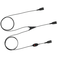 Jabra Supervisor cord with mute