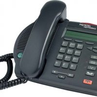 Nortel M3902 Charcoal (New)-0