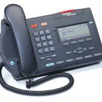Nortel M3903 Telephone (Refurbished) - Black-0