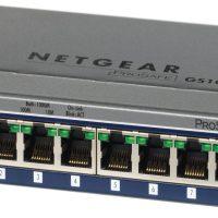 NETGEAR GS108T 8 PORT GIGA SMART SWITCH-0