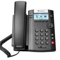 POLYCOM VVX201 DESKTOP PHONE NO PSU-0