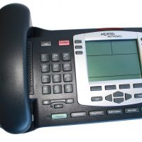 Nortel i2004 IP Telephone (Charcoal) - New-0