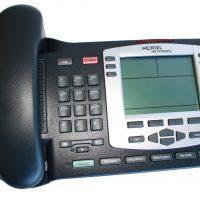 Nortel i2004 IP Telephone (Charcoal) - New-0