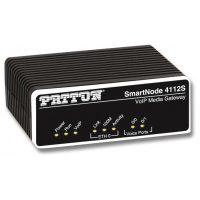 Patton SN4112S/JS Dual FXS VoIP GW, 1x10/100baseT-0