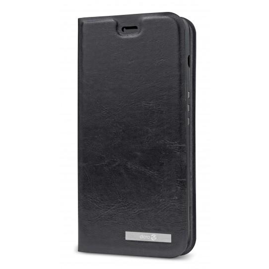 Doro 8040 Black Wallet Case-9992