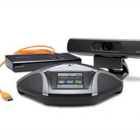 Konftel C2055 Cam 20 & Konftel 55 Video Conferencing Bundle-0