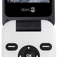 Doro 6620 3G Clamshell Mobile-0