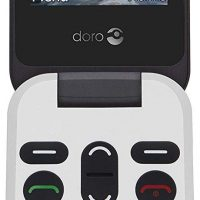 Doro 6060 Mobile 2g Phone with cradle-0
