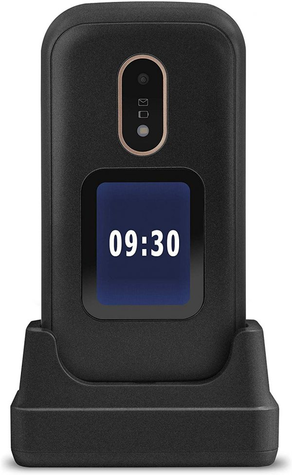Doro 6060 Mobile 2g Phone with cradle-10220