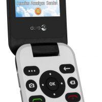 Doro 7030 Clamshell Mobile-0