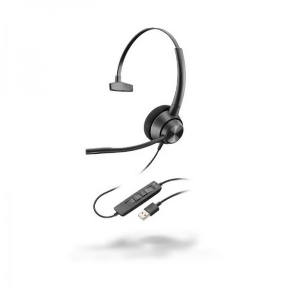 Plantronics Encorepro 310 Monaural USB-A Headset-10274