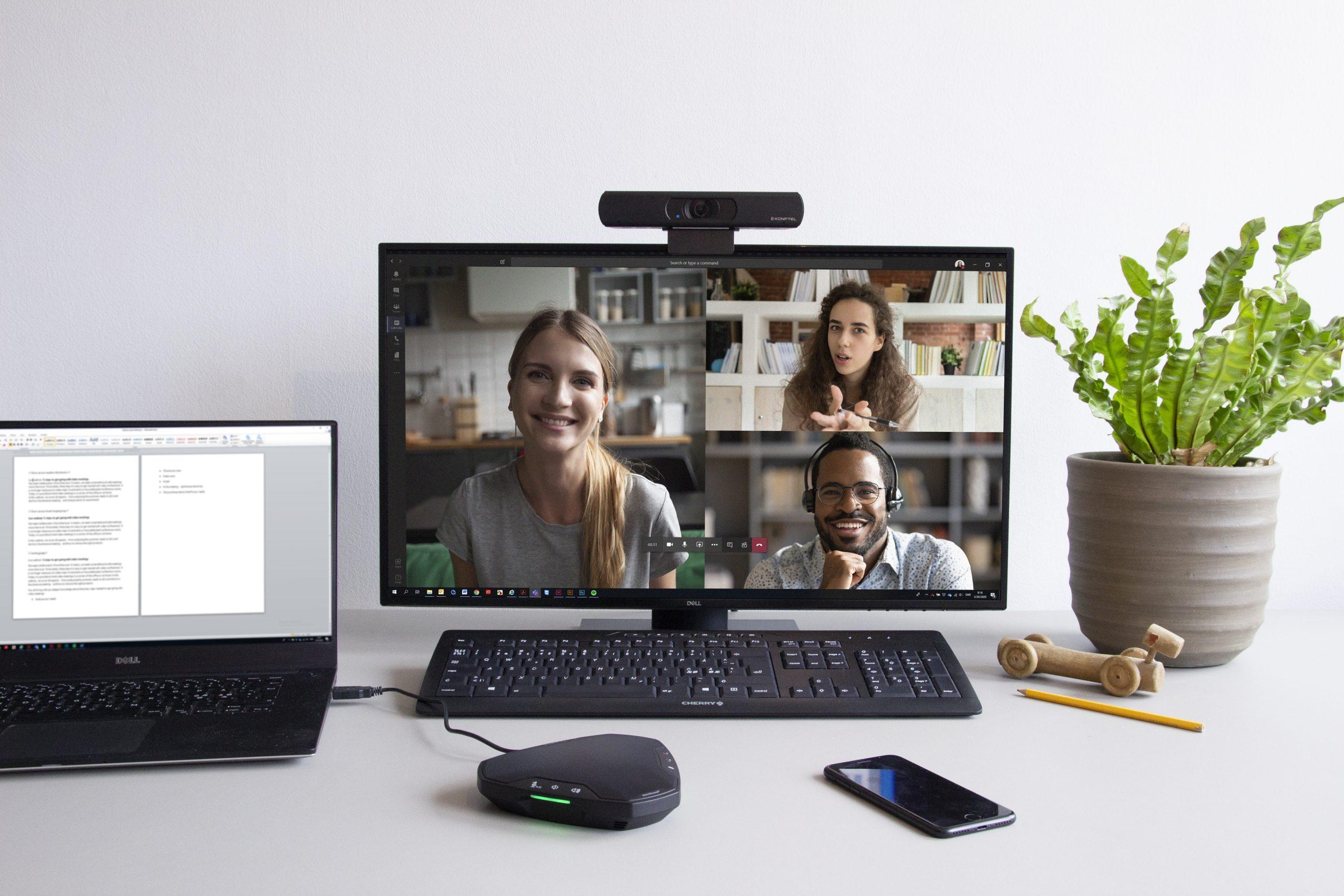 Desktop Conference Phone