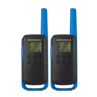 Motorola T62 Twin Blue