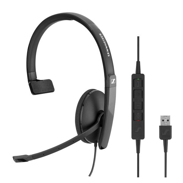 Sennheiser SC 130 USB-A Headset