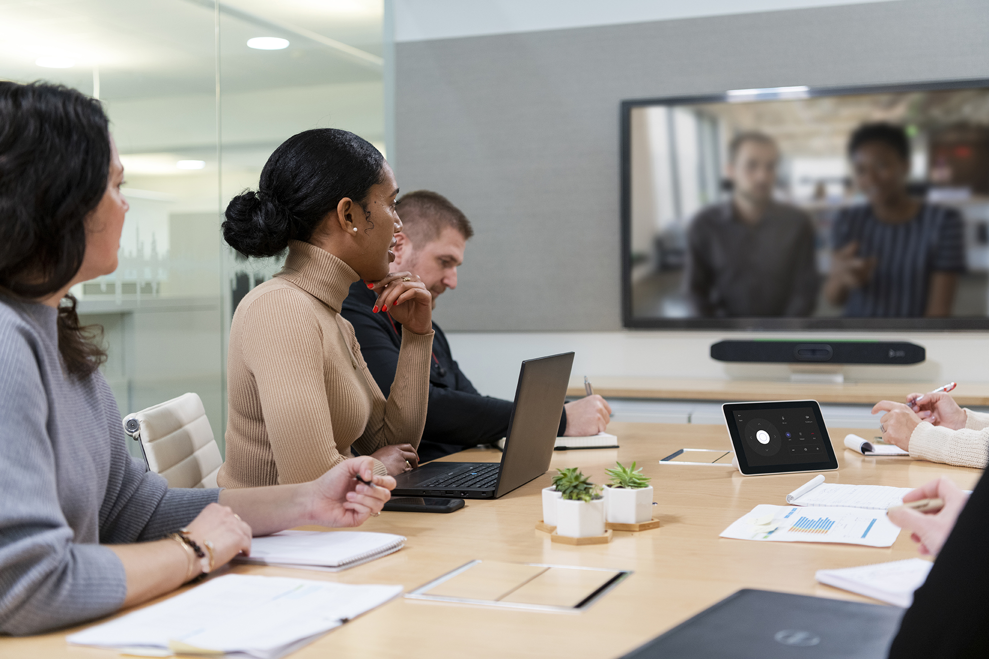 Medium Sized Room Video Conferencing