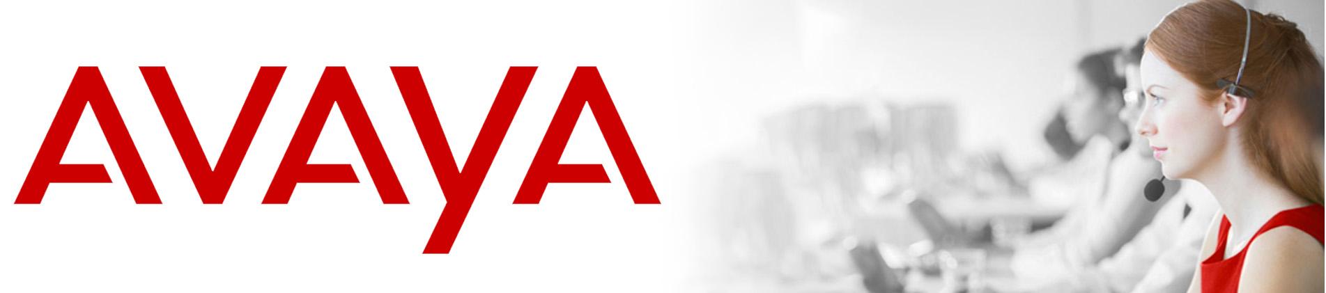 Avaya Banner