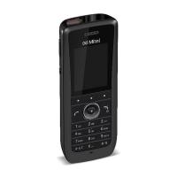 Mitel 5614 DECT handset
